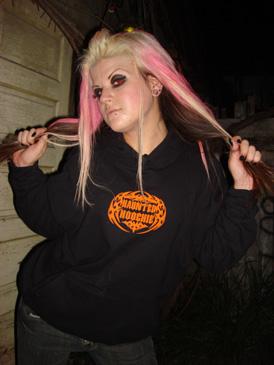 Glow In The Dark Halloween Shirts